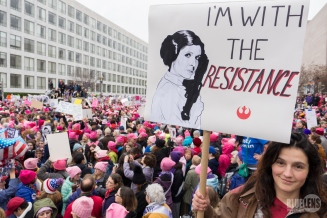 womens march 3